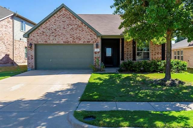 1116 Mule Deer Road, Forney, TX 75126 (MLS #14693872) :: Texas Lifestyles Group at Keller Williams Realty