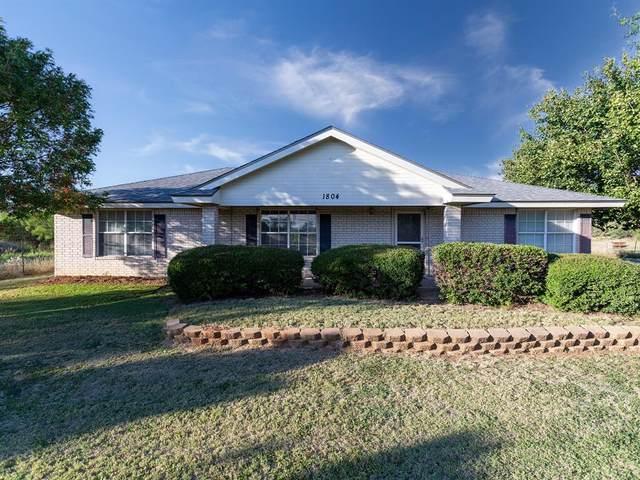 1804 Fm 1750, Abilene, TX 79602 (MLS #14693873) :: EXIT Realty Elite