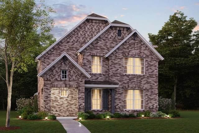 812 Trailside Lane, Argyle, TX 76226 (MLS #14693909) :: Epic Direct Realty