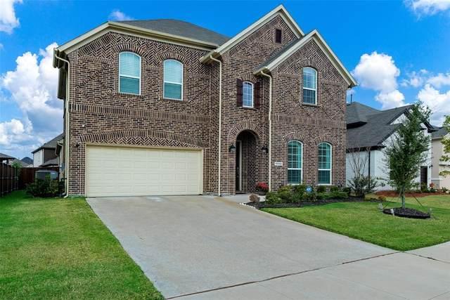 13342 Hansel Street, Frisco, TX 75035 (MLS #14693913) :: The Good Home Team