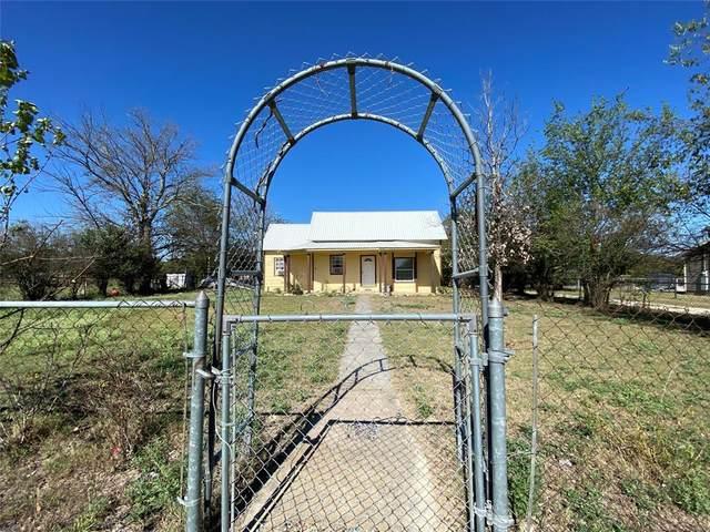 615 Park Road, Hamilton, TX 76531 (MLS #14693927) :: Brooks Real Estate