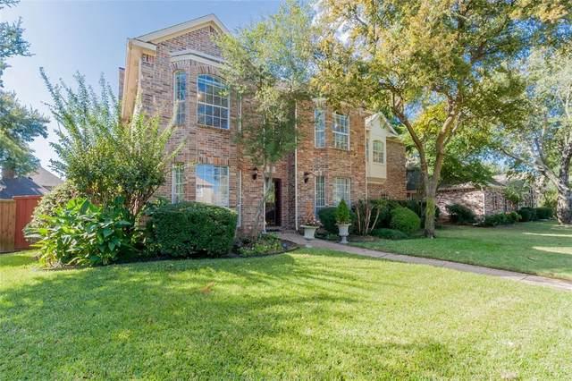 713 Marlee Circle, Coppell, TX 75019 (MLS #14693960) :: RE/MAX Landmark
