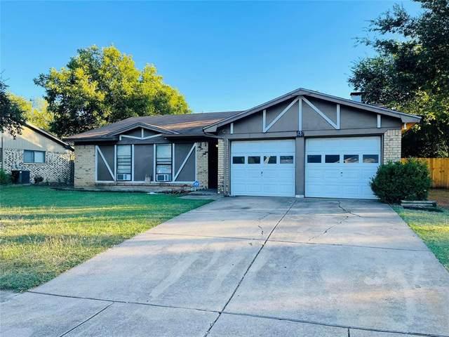 437 Meadow Street, Saginaw, TX 76179 (MLS #14693963) :: The Good Home Team