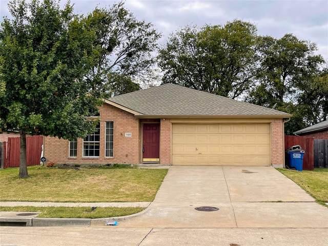 1100 Palomino Drive, Little Elm, TX 75068 (MLS #14693966) :: Potts Realty Group