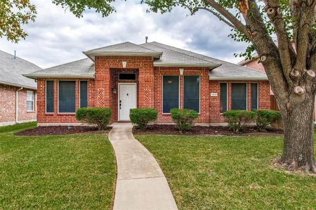 1213 Brook Ridge Avenue, Allen, TX 75002 (MLS #14693968) :: The Tierny Jordan Network