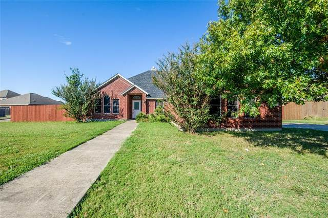 120 Clear Creek Drive, Red Oak, TX 75154 (MLS #14693981) :: The Good Home Team