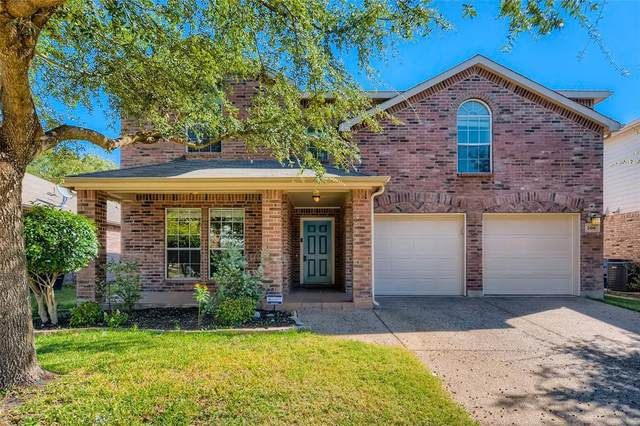 506 Hickory Lane, Fate, TX 75087 (MLS #14693992) :: Texas Lifestyles Group at Keller Williams Realty