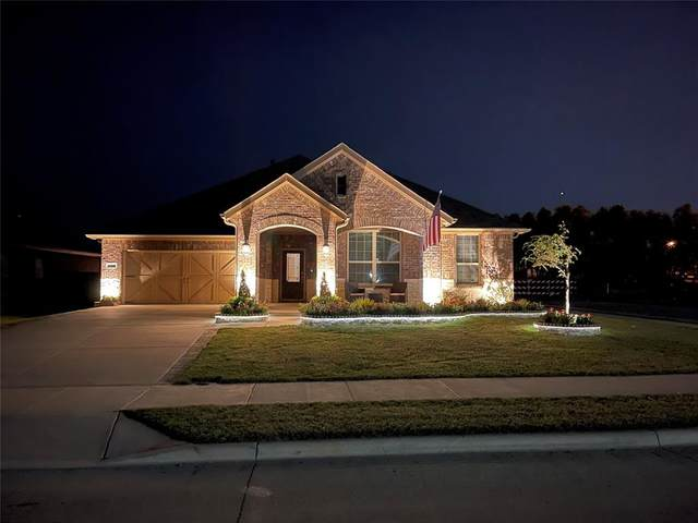 4152 Fitzgerald Avenue, Aubrey, TX 76227 (MLS #14693996) :: The Good Home Team