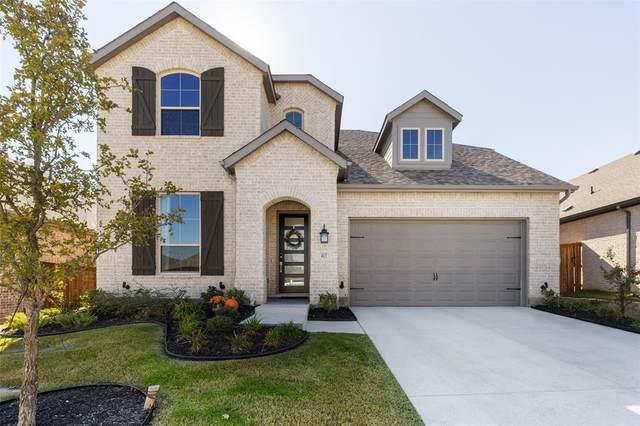 4025 Fox Trotter Drive, Aubrey, TX 76227 (MLS #14693997) :: The Hornburg Real Estate Group