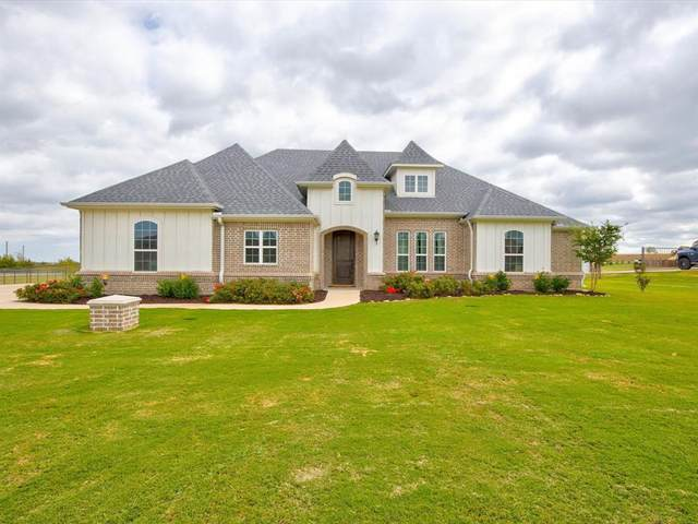 14625 Spring Ranch Road, Godley, TX 76044 (MLS #14693998) :: The Tierny Jordan Network