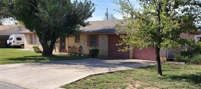1715 Brooks Avenue, Brownwood, TX 76801 (MLS #14694017) :: Wood Real Estate Group