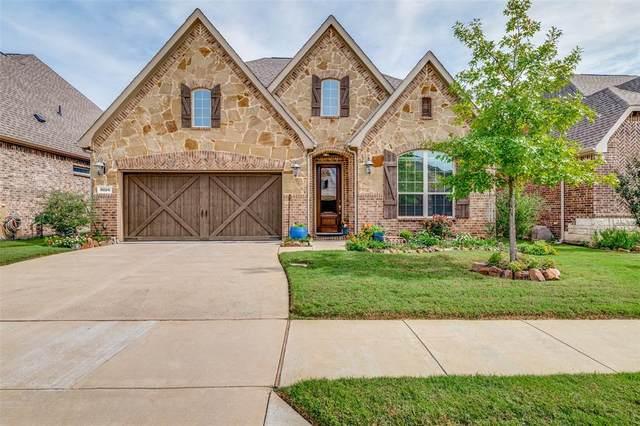 6024 Andrews Way, Flower Mound, TX 75028 (MLS #14694025) :: Real Estate By Design