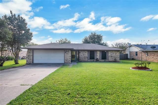 608 Arleta Lane, Ennis, TX 75119 (MLS #14694027) :: The Hornburg Real Estate Group