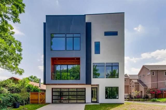 2023 California Drive B, Dallas, TX 75204 (MLS #14694032) :: Premier Properties Group