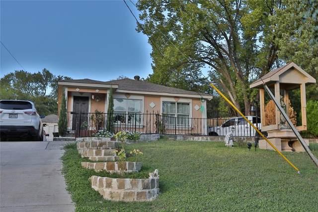6421 Scyene Road, Dallas, TX 75227 (MLS #14694049) :: Frankie Arthur Real Estate