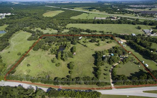 4100 Lawson Road, Mesquite, TX 75181 (MLS #14694053) :: Real Estate By Design