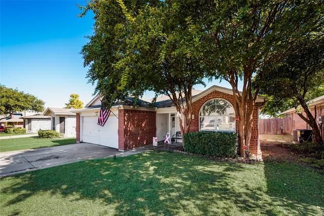6312 Rockhaven Drive, Fort Worth, TX 76179 (MLS #14694055) :: Craig Properties Group