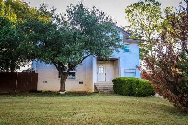 911 Rumfield Road, White Settlement, TX 76108 (MLS #14694061) :: Crawford and Company, Realtors