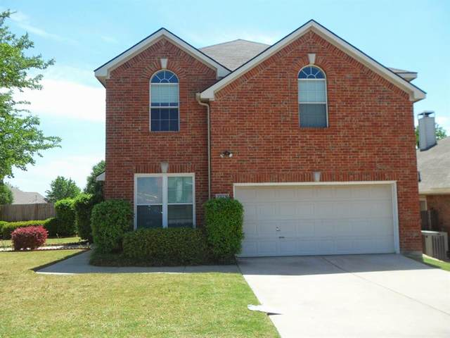 5562 Canyon Lands Drive, Fort Worth, TX 76137 (MLS #14694068) :: The Good Home Team