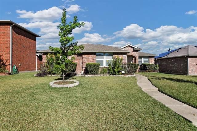 1305 Nimitz Way, Mesquite, TX 75181 (MLS #14694073) :: Trinity Premier Properties