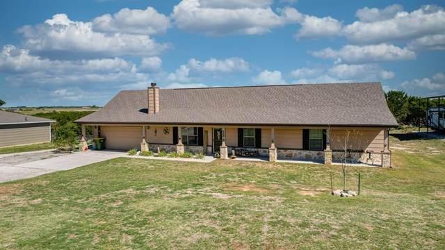 529 Brazos Hills Drive, Weatherford, TX 76087 (MLS #14694101) :: Jones-Papadopoulos & Co