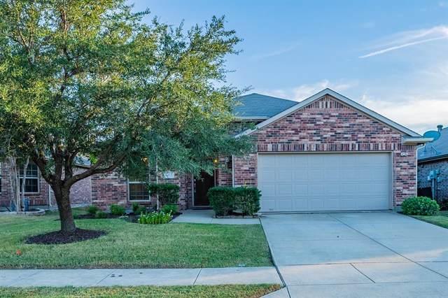 1412 Toucan Drive, Little Elm, TX 75068 (MLS #14694126) :: DFW Select Realty