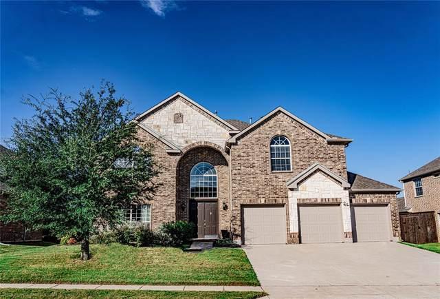 2613 Old Stables Drive, Celina, TX 75009 (MLS #14694127) :: Jones-Papadopoulos & Co