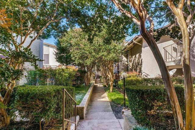 12818 Midway Road #1073, Dallas, TX 75244 (MLS #14694168) :: Premier Properties Group