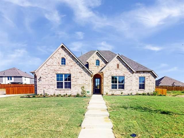 225 Longwood Drive, Sunnyvale, TX 75182 (MLS #14694186) :: Epic Direct Realty