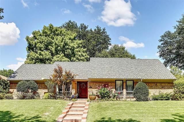2702 Spartacus Drive, Grand Prairie, TX 75052 (MLS #14694193) :: The Good Home Team
