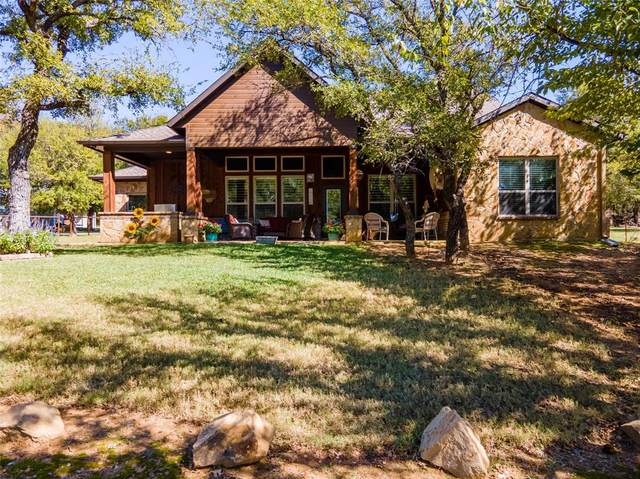 1500 S Lakeview Drive, Gordon, TX 76453 (MLS #14694215) :: Brooks Real Estate