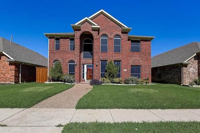5524 Green Hollow Lane, The Colony, TX 75056 (MLS #14694231) :: VIVO Realty