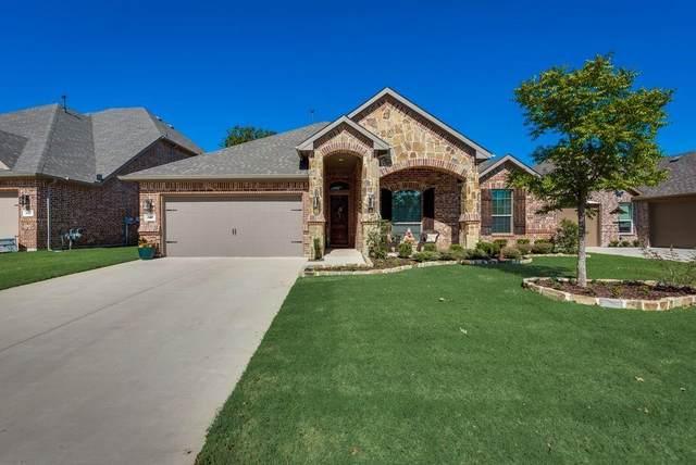 4105 Winston Drive, Denton, TX 76210 (MLS #14694234) :: Wood Real Estate Group