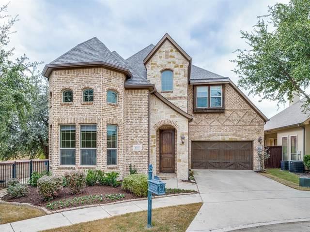 4311 Verde Lane, Frisco, TX 75034 (MLS #14694245) :: Jones-Papadopoulos & Co