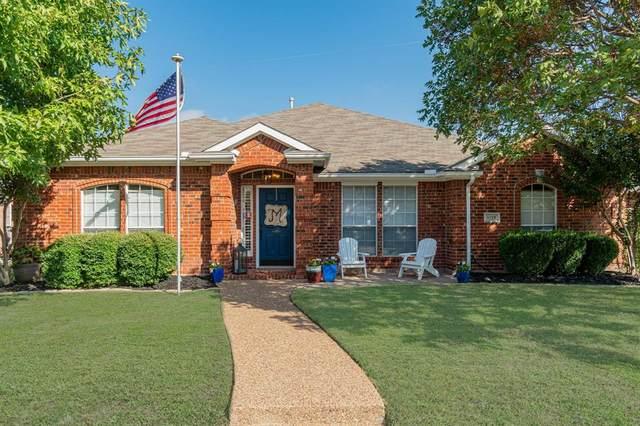 1519 High Country Lane, Allen, TX 75002 (MLS #14694268) :: HergGroup Dallas-Fort Worth
