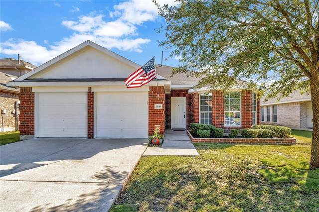 2836 Goldfinch Drive, Mesquite, TX 75181 (MLS #14694270) :: Trinity Premier Properties