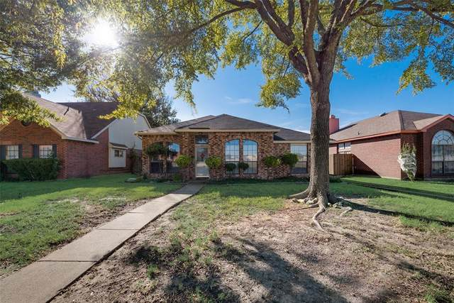 821 Whitney Street, Cedar Hill, TX 75104 (MLS #14694271) :: RE/MAX Pinnacle Group REALTORS