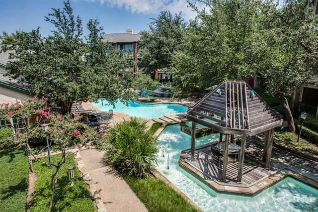 1720 NE Green Oaks Boulevard #105, Arlington, TX 76006 (MLS #14694274) :: Crawford and Company, Realtors