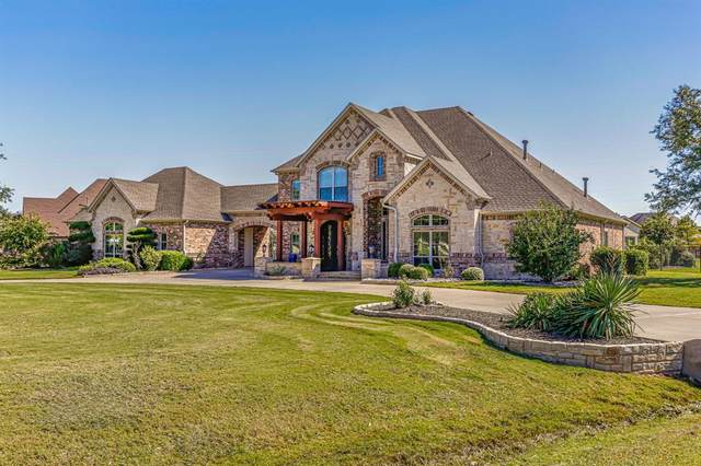 1553 Willow Tree Drive, Fort Worth, TX 76052 (MLS #14694275) :: DFW Select Realty