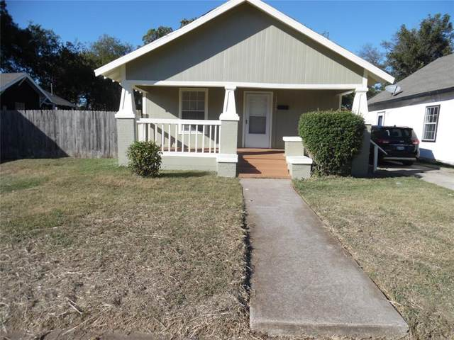 1329 E Richmond Avenue, Fort Worth, TX 76104 (MLS #14694278) :: The Star Team | Rogers Healy and Associates