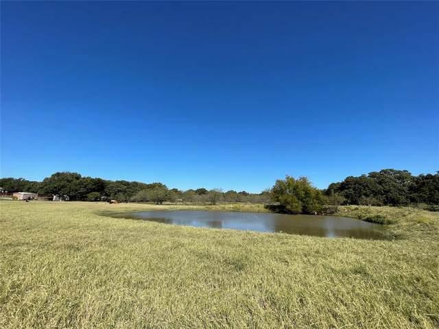 TBD Cr 3214, Bridgeport, TX 76426 (MLS #14694279) :: The Hornburg Real Estate Group