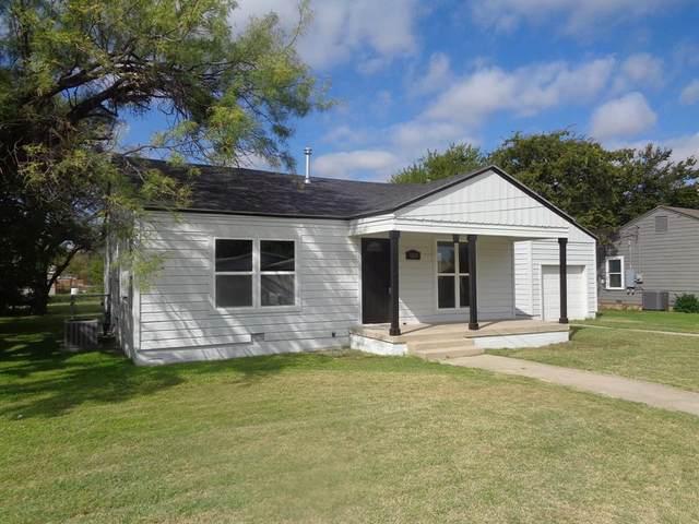 1010 Rodgers Street, Abilene, TX 79605 (MLS #14694293) :: Team Hodnett