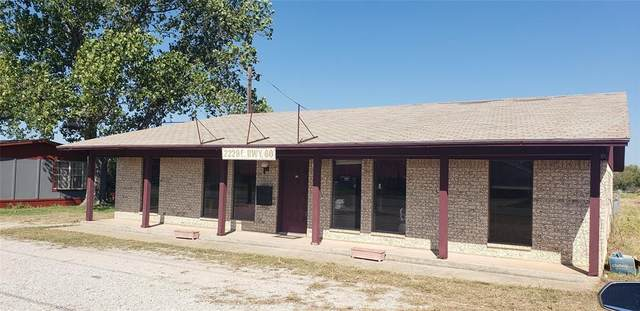 2229 E Loop 254 Loop, Ranger, TX 76470 (MLS #14694305) :: The Barrientos Group