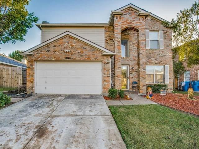 2911 Post Oak Drive, Seagoville, TX 75159 (MLS #14694312) :: Crawford and Company, Realtors