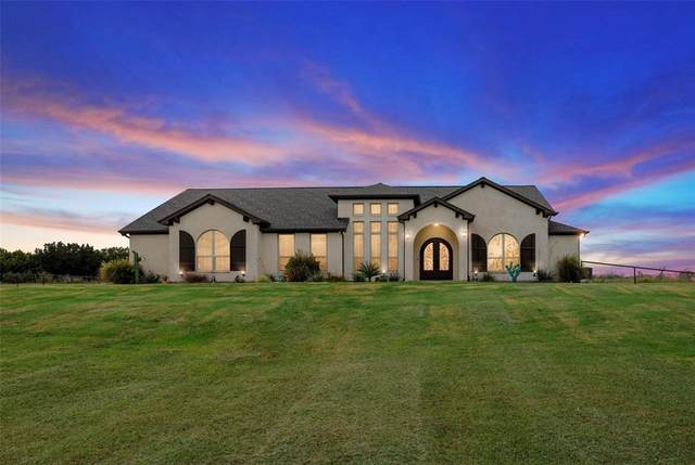 364 Stone Mountain Road, Cresson, TX 76035 (MLS #14694322) :: The Good Home Team