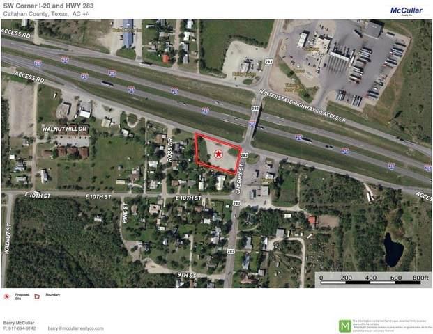 655 Ih 20 E, Baird, TX 79504 (MLS #14694323) :: Real Estate By Design