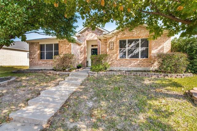 3208 Springwell Parkway, Wylie, TX 75098 (MLS #14694331) :: The Good Home Team