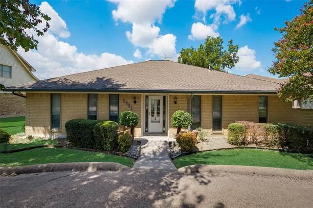 1405 Pine Hill Drive, Garland, TX 75043 (MLS #14694373) :: Texas Lifestyles Group at Keller Williams Realty