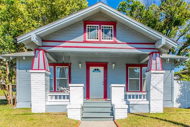 701 NE 1st Street, Mineral Wells, TX 76067 (MLS #14694415) :: Russell Realty Group