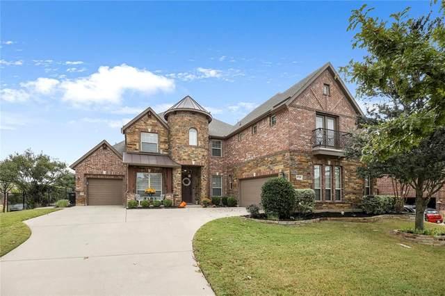 9728 Flatiron Street, Fort Worth, TX 76244 (MLS #14694420) :: Jones-Papadopoulos & Co